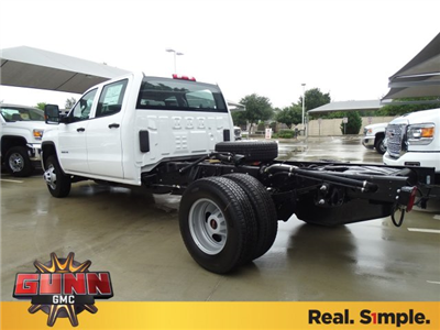 2018 Sierra 3500 Crew Cab DRW,  Cab Chassis #G80886 - photo 2
