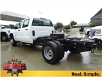 2018 Sierra 3500 Crew Cab DRW,  Cab Chassis #G80886 - photo 1