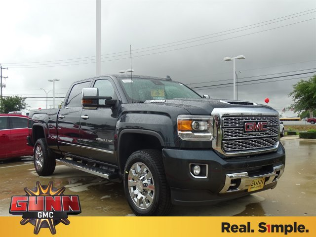 2018 Sierra 2500 Crew Cab 4x4,  Pickup #G80915 - photo 3