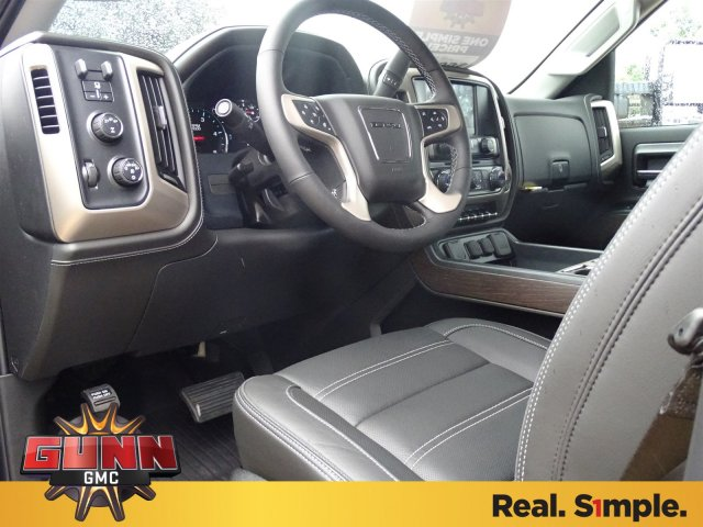 2018 Sierra 2500 Crew Cab 4x4,  Pickup #G80915 - photo 10