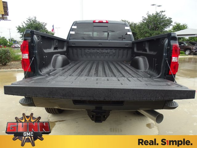 2018 Sierra 2500 Crew Cab 4x4,  Pickup #G80915 - photo 20