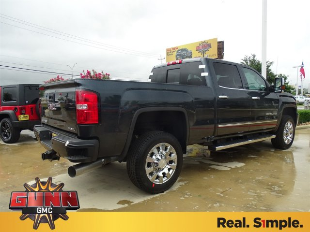 2018 Sierra 2500 Crew Cab 4x4,  Pickup #G80915 - photo 5