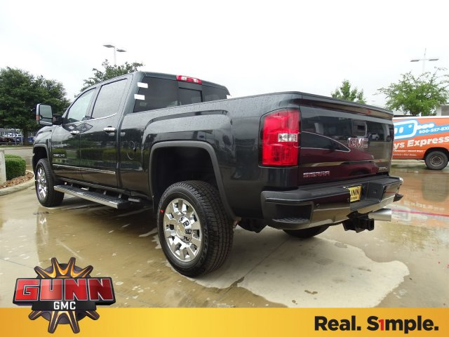 2018 Sierra 2500 Crew Cab 4x4,  Pickup #G80915 - photo 2