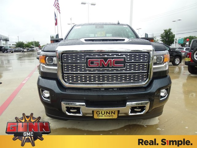 2018 Sierra 2500 Crew Cab 4x4,  Pickup #G80915 - photo 8