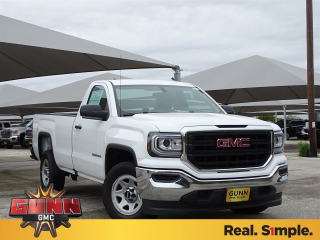 2018 Sierra 1500 Regular Cab 4x2,  Pickup #G80930 - photo 3