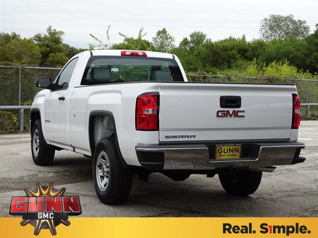 2018 Sierra 1500 Regular Cab 4x2,  Pickup #G80930 - photo 2