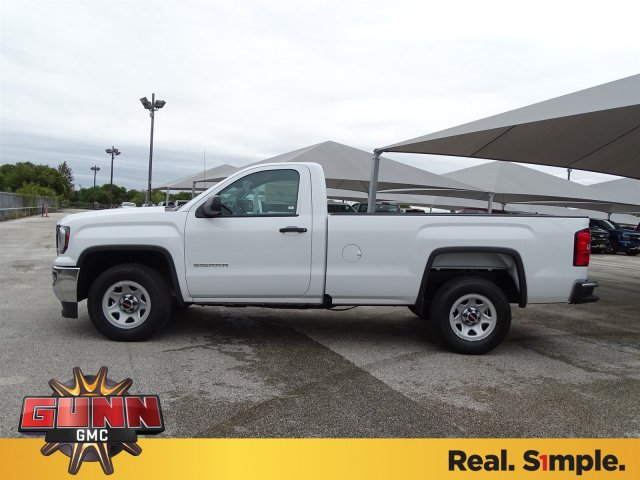 2018 Sierra 1500 Regular Cab 4x2,  Pickup #G80930 - photo 7