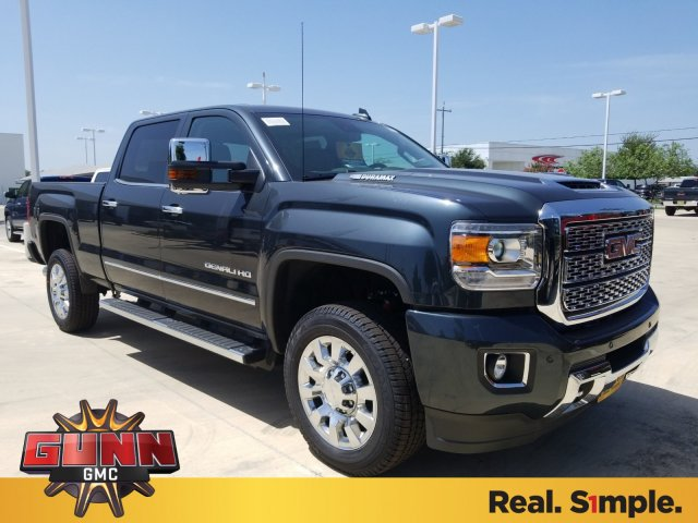 2018 Sierra 2500 Crew Cab 4x4,  Pickup #G80933 - photo 3