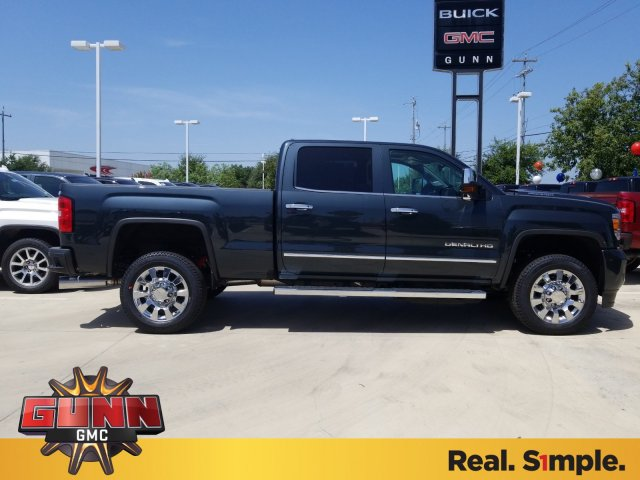 2018 Sierra 2500 Crew Cab 4x4,  Pickup #G80933 - photo 4