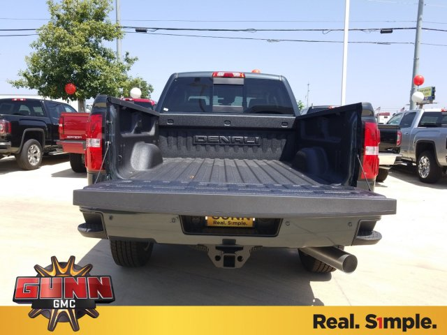 2018 Sierra 2500 Crew Cab 4x4,  Pickup #G80933 - photo 20
