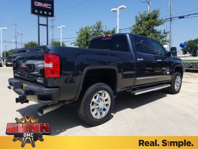 2018 Sierra 2500 Crew Cab 4x4,  Pickup #G80933 - photo 5