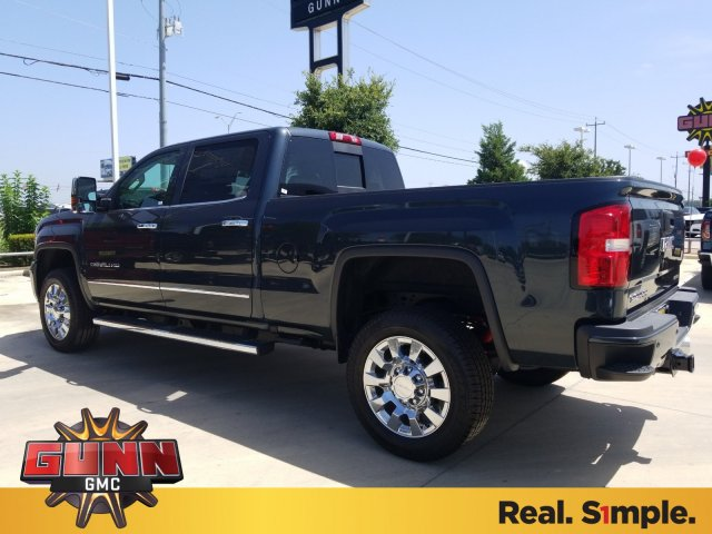 2018 Sierra 2500 Crew Cab 4x4,  Pickup #G80933 - photo 2
