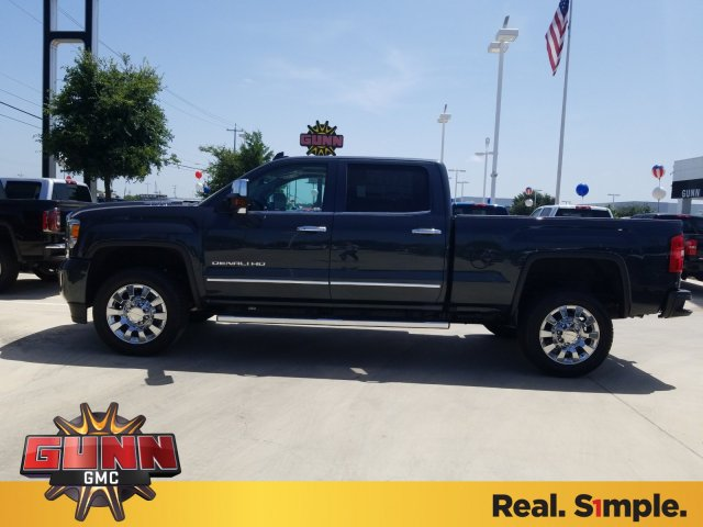 2018 Sierra 2500 Crew Cab 4x4,  Pickup #G80933 - photo 7