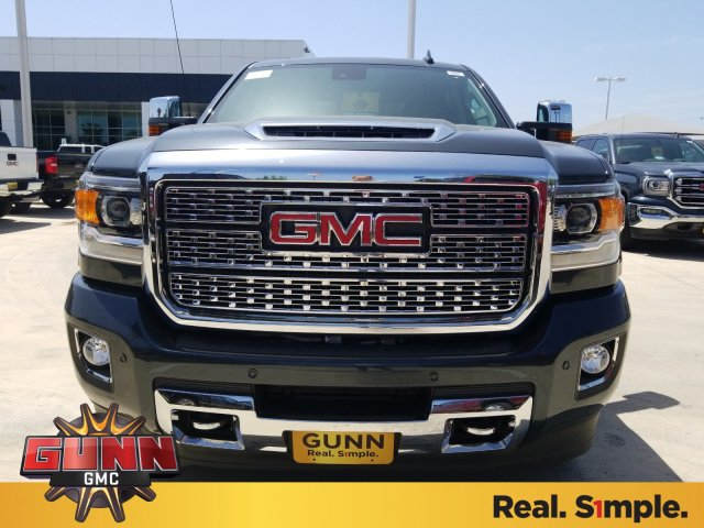 2018 Sierra 2500 Crew Cab 4x4,  Pickup #G80933 - photo 8