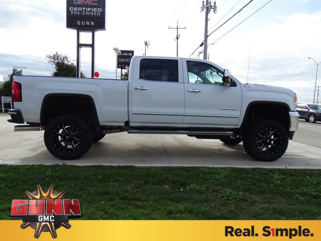 2018 Sierra 2500 Crew Cab 4x4,  Pickup #G80980 - photo 4