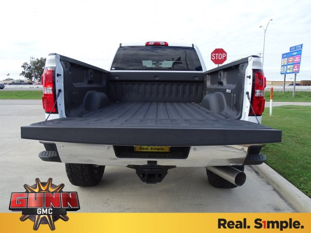 2018 Sierra 2500 Crew Cab 4x4,  Pickup #G80980 - photo 20