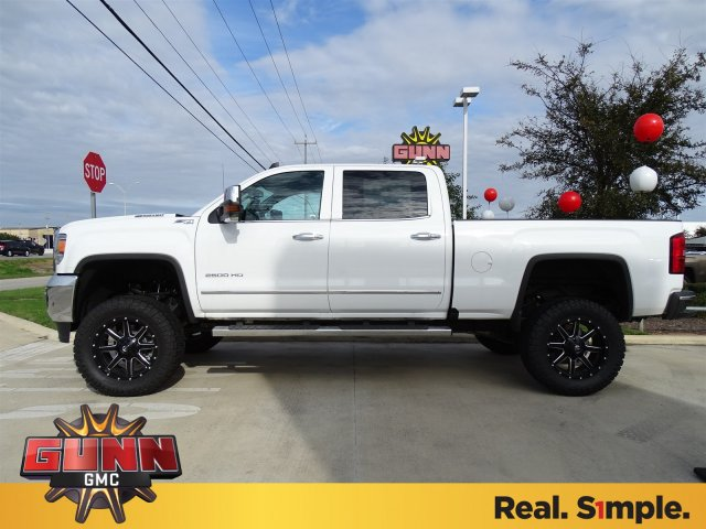 2018 Sierra 2500 Crew Cab 4x4,  Pickup #G80980 - photo 7