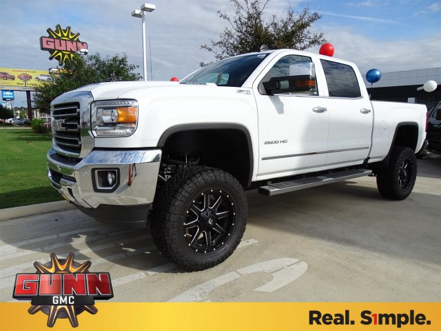 2018 Sierra 2500 Crew Cab 4x4,  Pickup #G80980 - photo 1