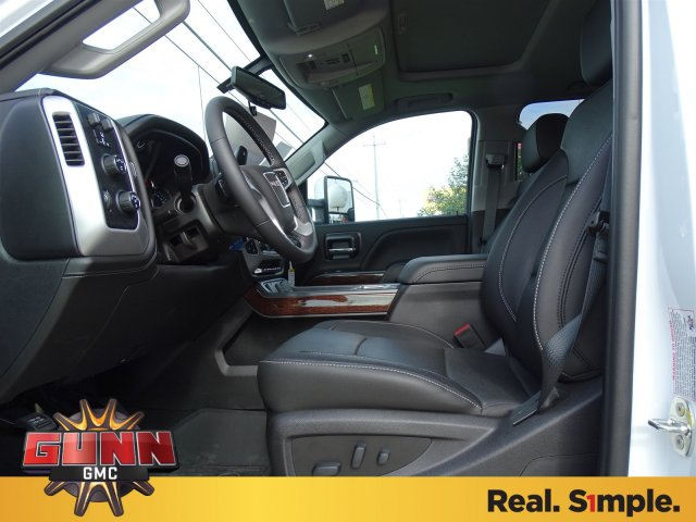 2018 Sierra 2500 Crew Cab 4x4,  Pickup #G80980 - photo 9