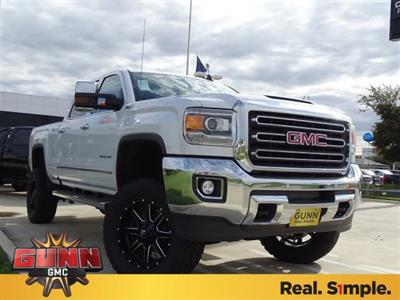 2018 Sierra 2500 Crew Cab 4x4,  Pickup #G80980 - photo 3