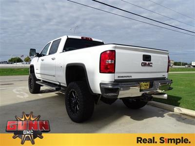 2018 Sierra 2500 Crew Cab 4x4,  Pickup #G80980 - photo 2