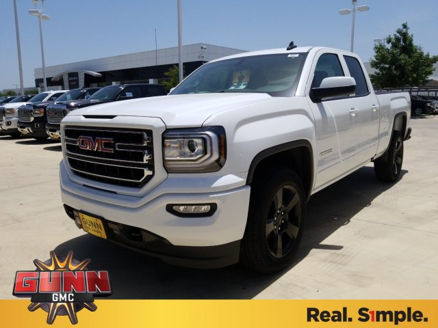2018 Sierra 1500 Extended Cab 4x2,  Pickup #G80983 - photo 1