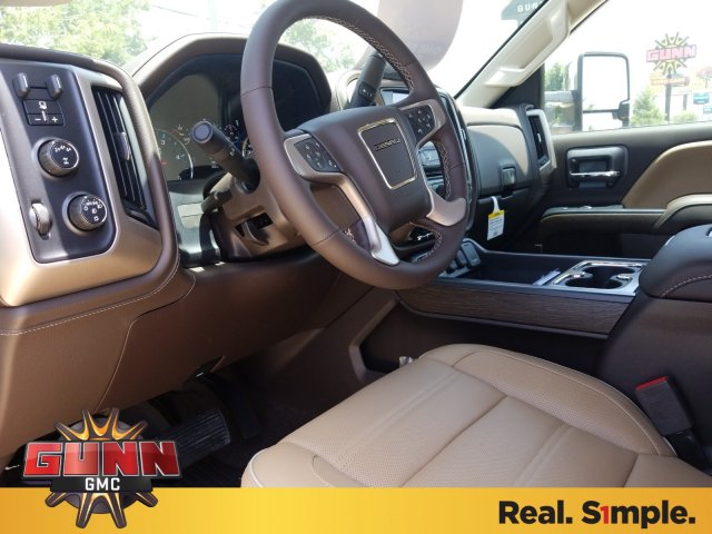 2018 Sierra 2500 Crew Cab 4x4,  Pickup #G80984 - photo 10