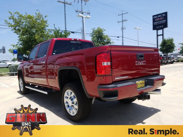 2018 Sierra 2500 Crew Cab 4x4,  Pickup #G80984 - photo 2