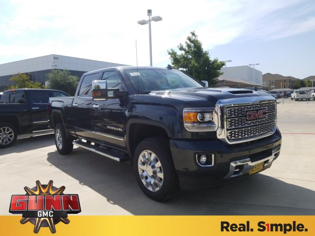 2018 Sierra 2500 Crew Cab 4x4,  Pickup #G80996 - photo 3