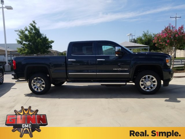 2018 Sierra 2500 Crew Cab 4x4,  Pickup #G80996 - photo 4