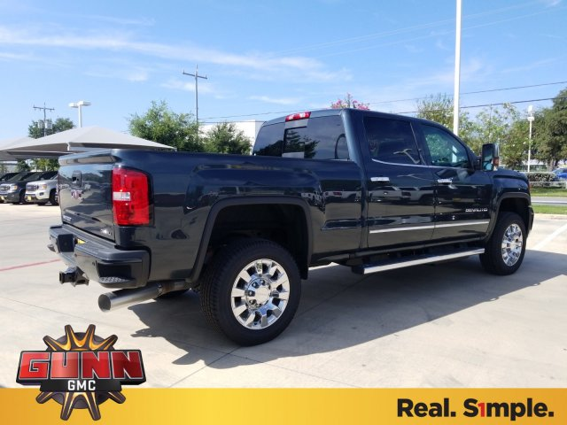 2018 Sierra 2500 Crew Cab 4x4,  Pickup #G80996 - photo 5