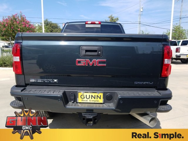 2018 Sierra 2500 Crew Cab 4x4,  Pickup #G80996 - photo 6