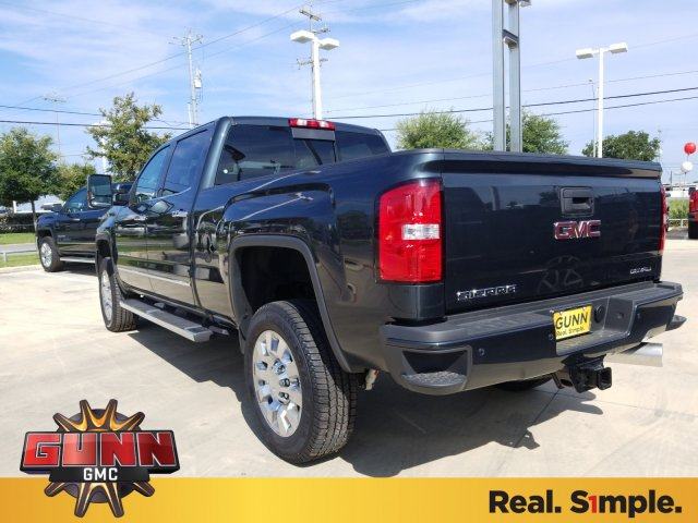 2018 Sierra 2500 Crew Cab 4x4,  Pickup #G80996 - photo 2