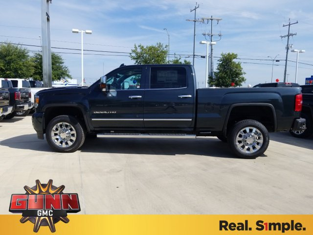 2018 Sierra 2500 Crew Cab 4x4,  Pickup #G80996 - photo 7