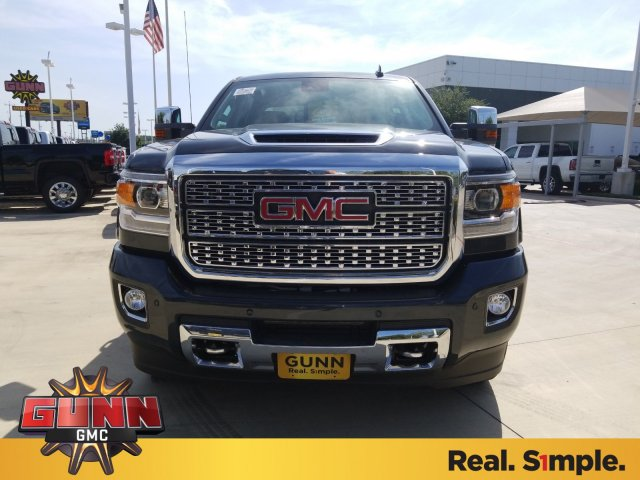 2018 Sierra 2500 Crew Cab 4x4,  Pickup #G80996 - photo 8