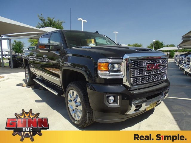 2018 Sierra 2500 Crew Cab 4x4,  Pickup #G81006 - photo 3