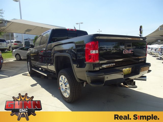 2018 Sierra 2500 Crew Cab 4x4,  Pickup #G81006 - photo 2