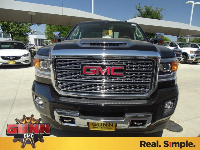 2018 Sierra 2500 Crew Cab 4x4,  Pickup #G81006 - photo 8
