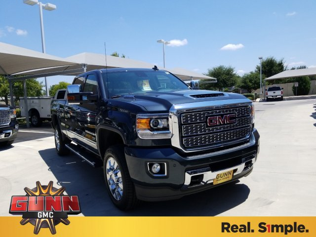 2018 Sierra 2500 Crew Cab 4x4,  Pickup #G81007 - photo 3