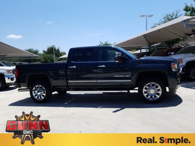 2018 Sierra 2500 Crew Cab 4x4,  Pickup #G81007 - photo 4