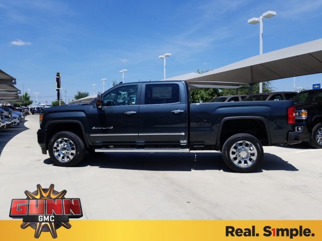 2018 Sierra 2500 Crew Cab 4x4,  Pickup #G81007 - photo 7