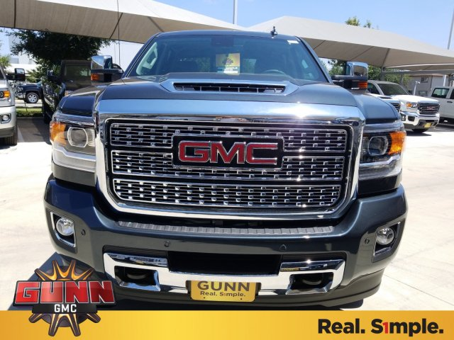 2018 Sierra 2500 Crew Cab 4x4,  Pickup #G81007 - photo 8