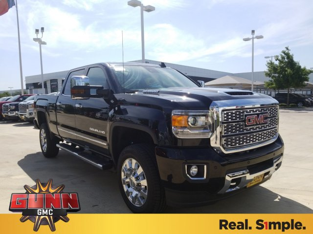 2018 Sierra 2500 Crew Cab 4x4,  Pickup #G81034 - photo 3