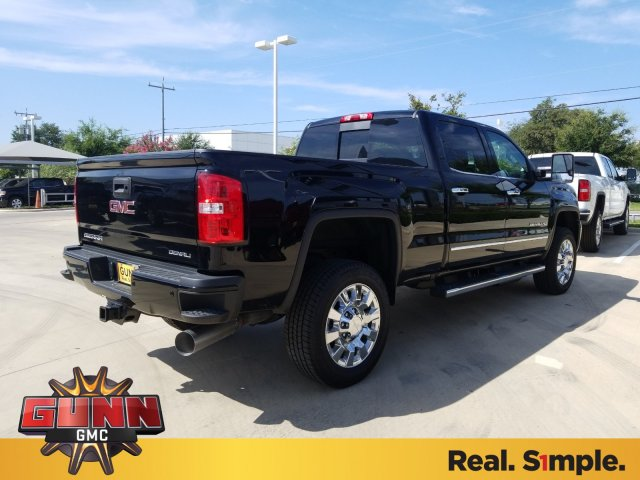 2018 Sierra 2500 Crew Cab 4x4,  Pickup #G81034 - photo 5