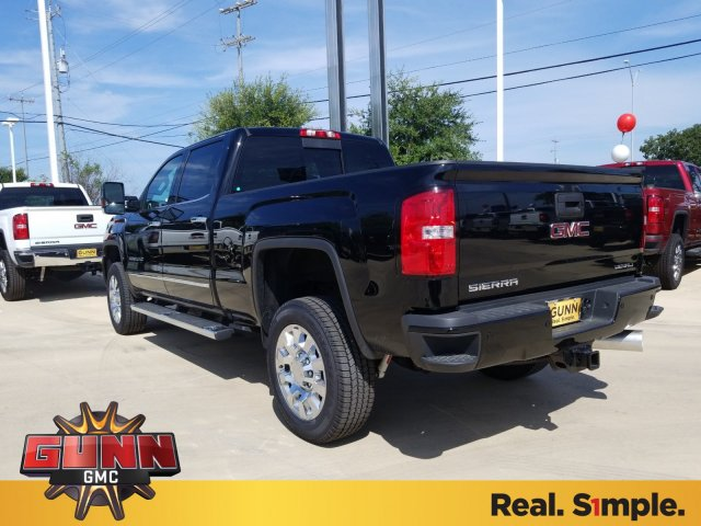 2018 Sierra 2500 Crew Cab 4x4,  Pickup #G81034 - photo 2