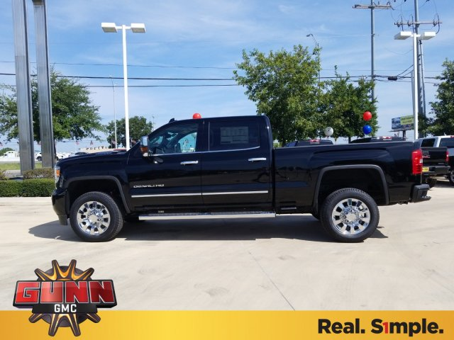 2018 Sierra 2500 Crew Cab 4x4,  Pickup #G81034 - photo 7
