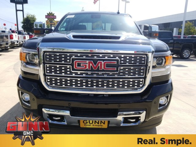 2018 Sierra 2500 Crew Cab 4x4,  Pickup #G81034 - photo 8