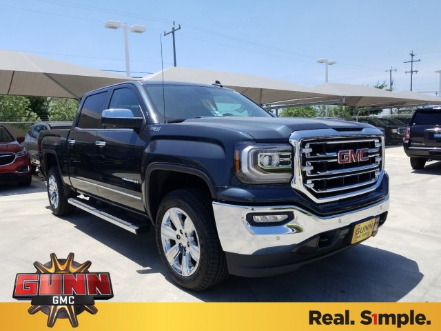 2018 Sierra 1500 Crew Cab 4x4,  Pickup #G81043 - photo 3