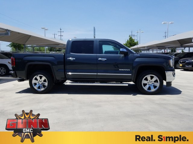 2018 Sierra 1500 Crew Cab 4x4,  Pickup #G81043 - photo 4