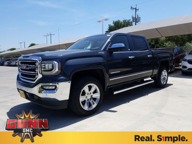 2018 Sierra 1500 Crew Cab 4x4,  Pickup #G81043 - photo 1